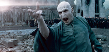 Ralph Fiennes, Harry Potter and the Deathly Hallows: Part 2, 2011