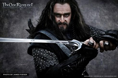 Richard Armitage, The Hobbit, 2012-2013, 01