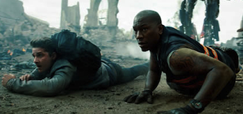 Shia LaBeouf, Tyrese Gibson, Transformers: Dark of the Moon, 2011