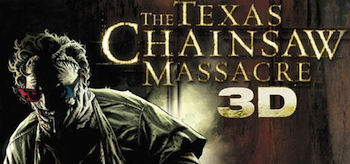 The Texas Chainsaw Massacre 3D, 2011, Logo