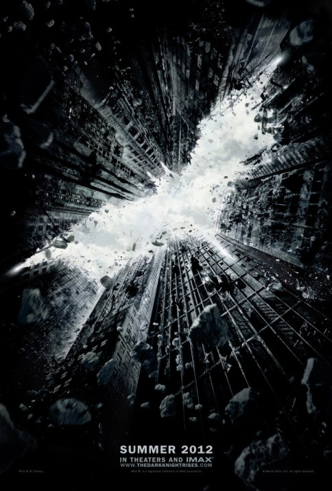 The Dark Knight Rises, 2012, Teaser Poster, 01