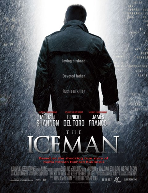 The Iceman, 2011, Movie Poster, 01