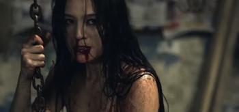 Grace Huang, Bloodtraffick 2011