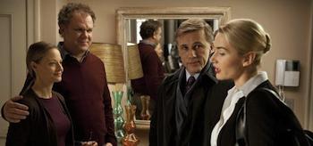 Jodie Foster, John C. Reilly, Kate Winslet, Christoph Waltz, Carnage 2011