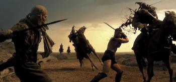 Liam McIntyre, Spartacus Vengeance, 09