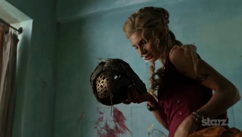 Viva Bianca, Spartacus Vengeance, 01