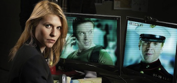 Claire Danes, Damian Lewis, Homeland 2011