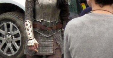 Kristen Stewart, Snow White and the Huntsman 2012, Set 01