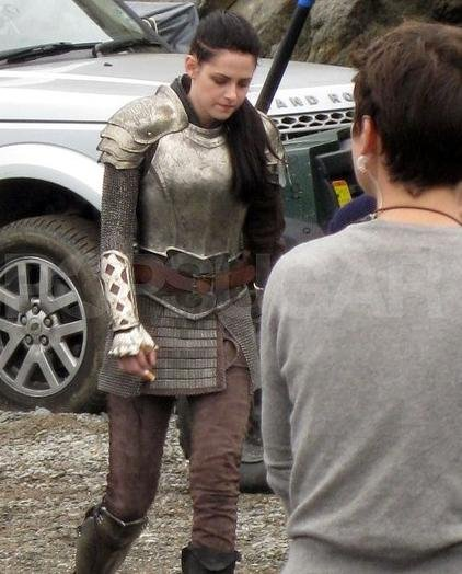 Kristen Stewart, Snow White and the Huntsman 2012, Set 01