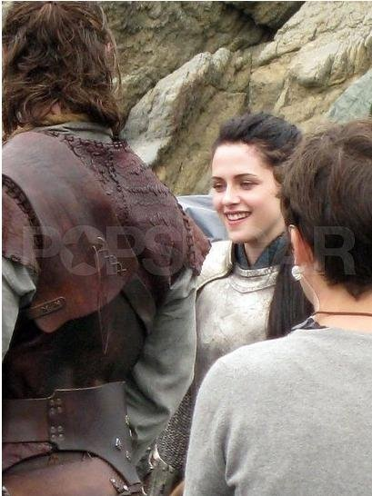 Kristen Stewart, Snow White and the Huntsman 2012, Set 02