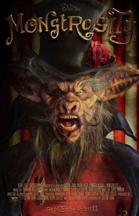Monstrosity 2011 Movie Poster