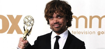Peter Dinklage, Emmy Awards 2011