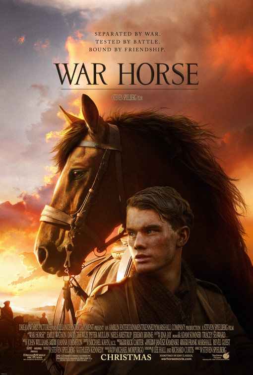 War Horse 2011 Movie Poster, 01