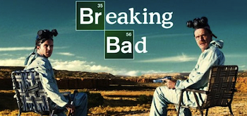 Bryan Cranston, Aaron Paul, Breaking Bad