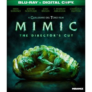 Mimic: The Director's Cut 1997 Blu-ray