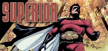 Superior Comic Book