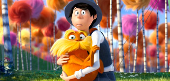 The Lorax, Ted