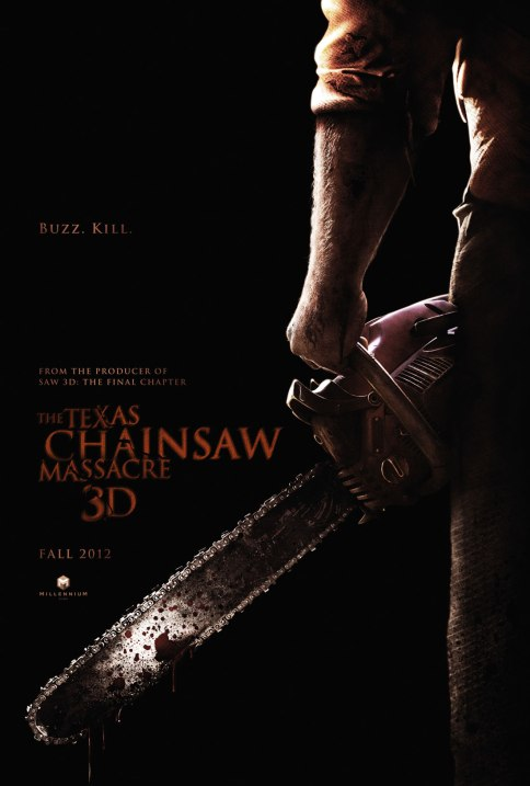 The Texas Chainsaw Massacre 3D Movie Poster, 01