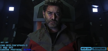 Timothy Omundsen, Voltron The End