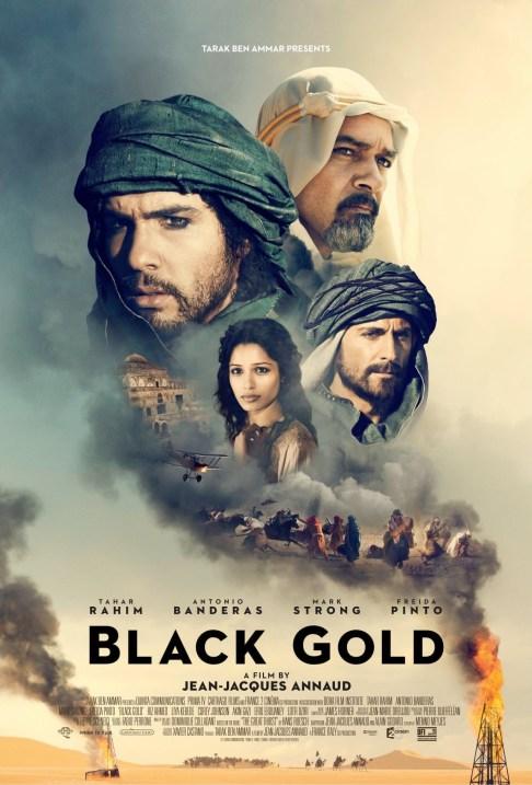 Black Gold Movie Poster