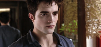 Robert Pattinson, The Twilight Saga Breaking Dawn Part 1