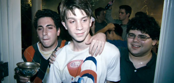 Thomas Mann, Jonathan Daniel Brown, Oliver Cooper, Project X