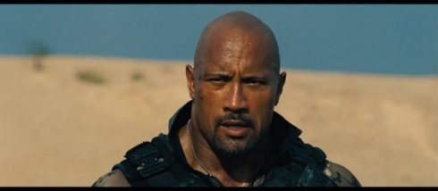 Dwayne Johnson, G.I. Joe 2: Retaliation