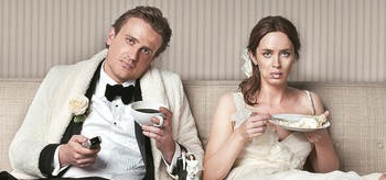 Jason Segel, Emily Blunt, The Five Year Engagement