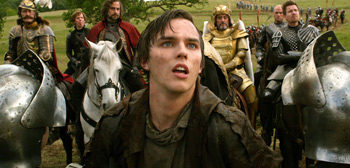 Nicholas Hoult, Jack The Giant Killer