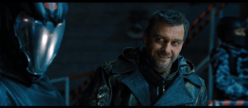 Ray Stevenson, G.I. Joe 2: Retaliation