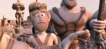 Ronal Barbaren, Ronal the Barbarian