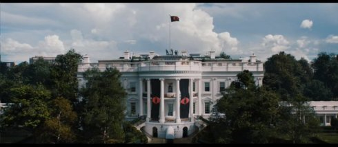 The White House, G.I. Joe 2: Retaliation