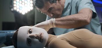Antonio Banderas, Elena Anaya, The Skin I Live In, La piel que habito