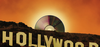 Hollywood Sign Disc