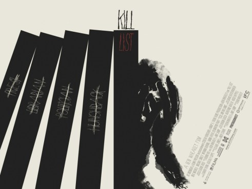 Kill List Mondo Movie Poster