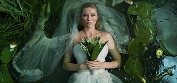 Kirsten Dunst, Melancholia