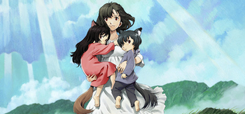 The Wolf Children Ame and Yuki, Okami Kodomo No Ame To Yuki