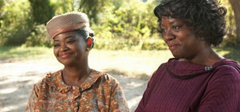 Viola Davis, Octavia Spencer, The Help