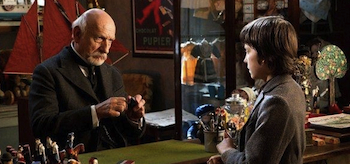 Ben Kingsley, Asa Butterfield, Hugo