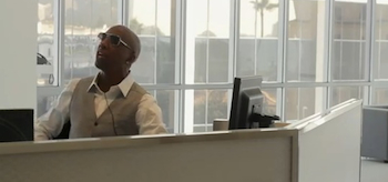 J.B. Smoove, Yom Kippur at WME