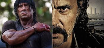 Sylvester Stallone, Jose Coronado