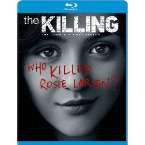 The Killing: Season 1 Blu-ray