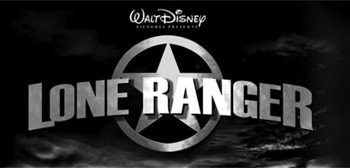 The Lone Ranger Logo