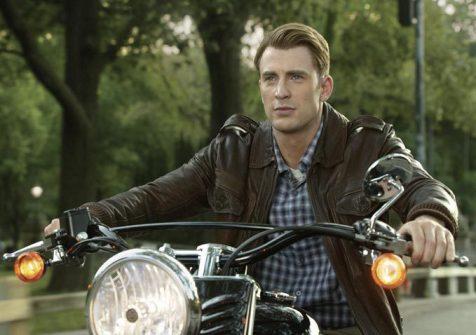 Chris Evans The Avengers