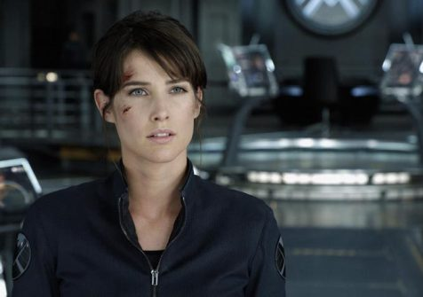 Cobie Smulder The Avengers