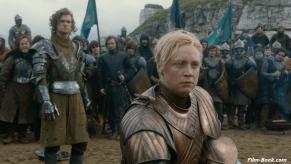 Finn Jones Gwendoline Christie Game of Thrones What is Dead May Never Die
