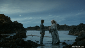 Jonathan Ryan Alfie Allen Game of Thrones What is Dead May Never Die