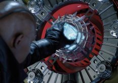 Samuel L. Jackson Cosmic Cube The Avengers