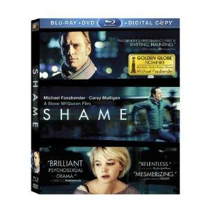 Shame Blu-ray Cover
