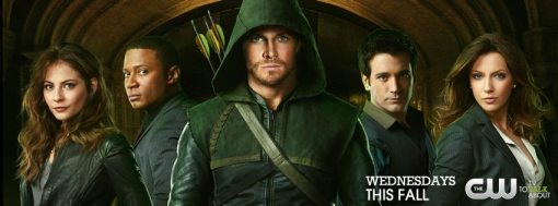 Arrow TV Show Banner